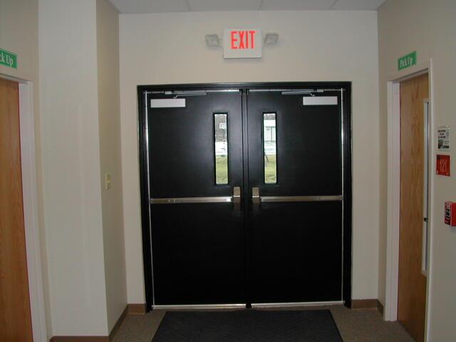Metal Door Amp Frame Installation Amp Repair In Cincinnati